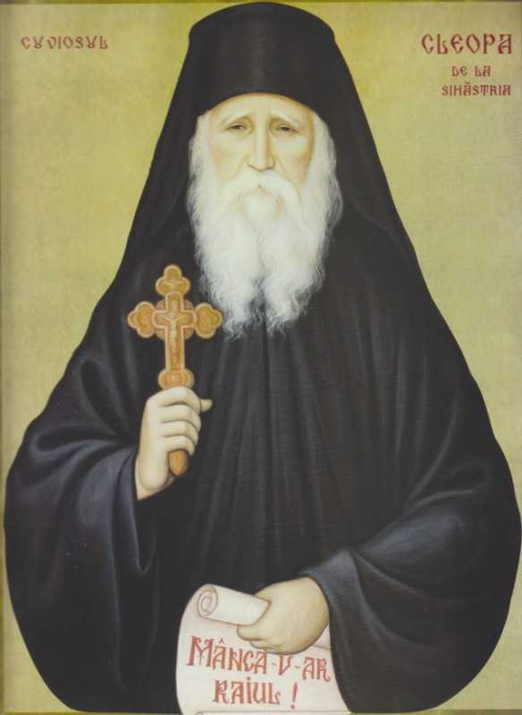 MARTURII despre darurile duhovnicesti ale CUVIOSULUI CLEOPA de la Sihastria