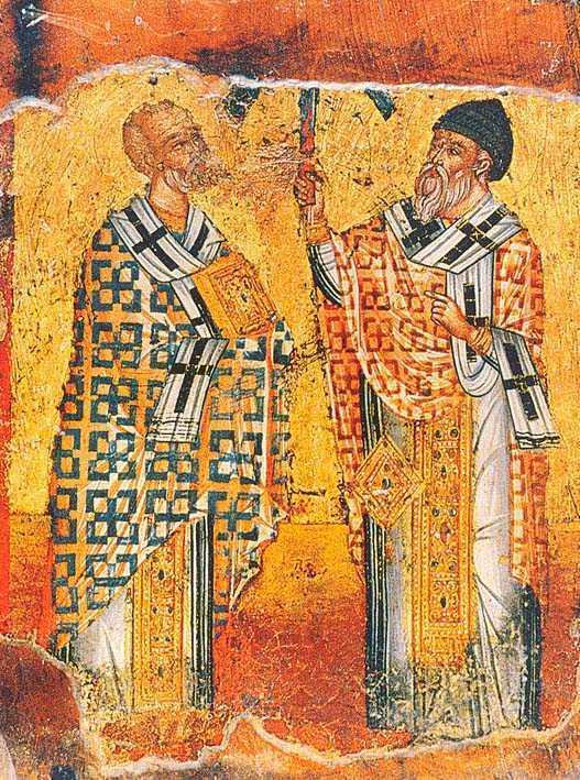 Sf. Nicolae si Spiridon