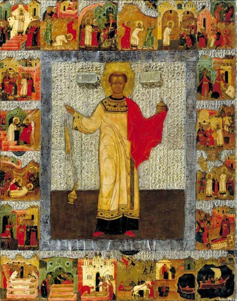 SFANTUL ARHIDIACON STEFAN – puterea bucuriei Duhului Sfant