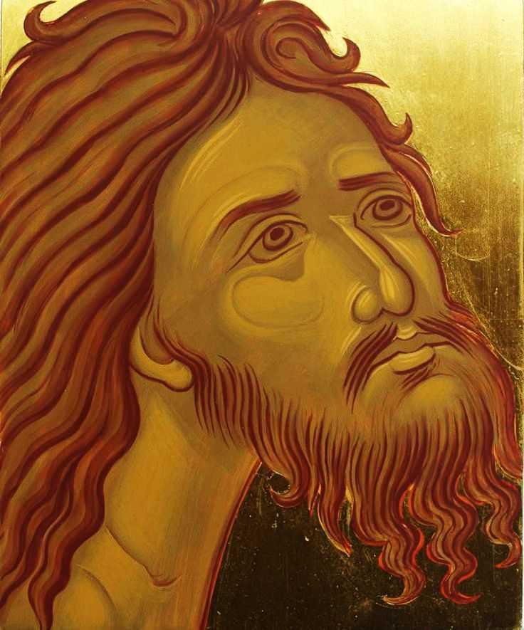 <i>Mare a fost Ioan Botezătorul…</i>