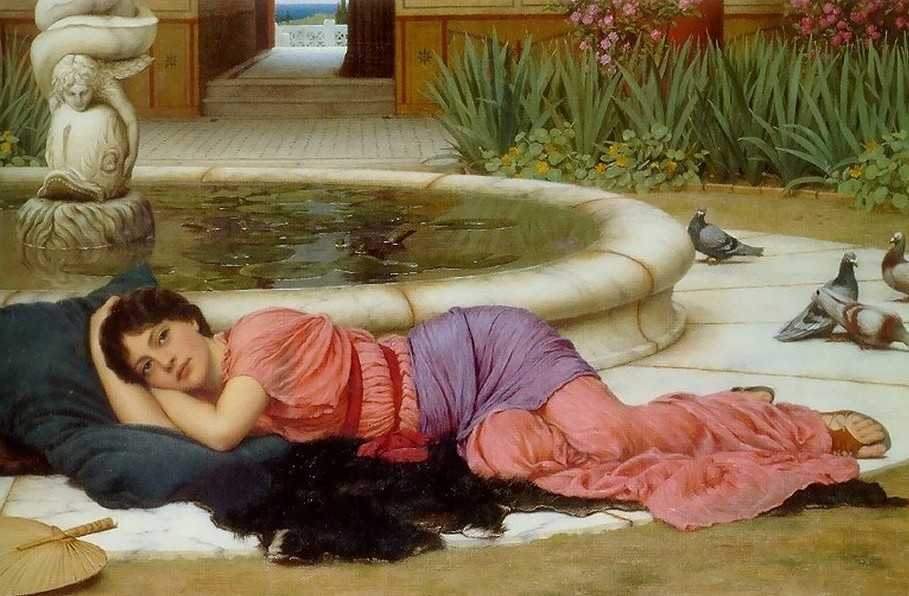 john_william_godward_067_fresco_riposo_1910