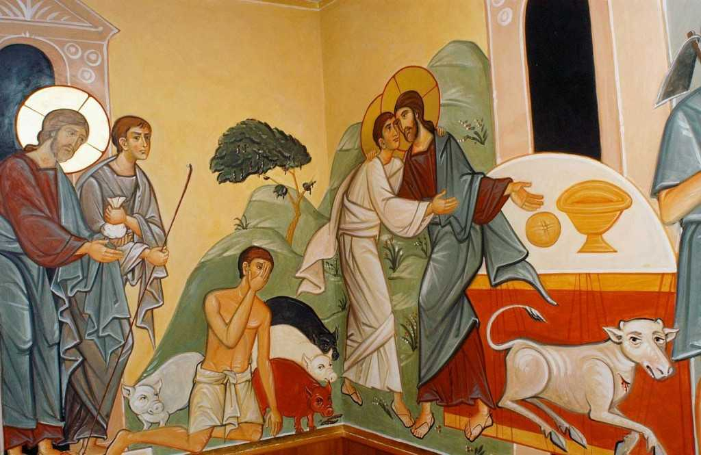 Reflectiile Mitropolitului Antonie de Suroj la PILDA FIULUI RISIPITOR