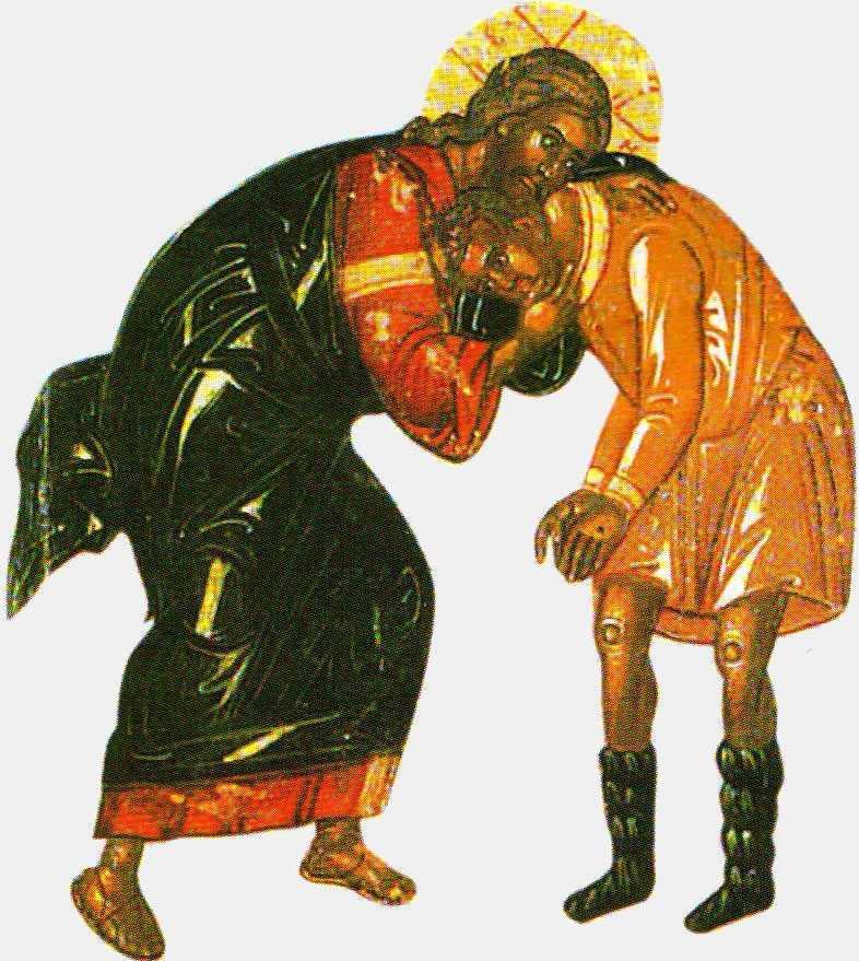 <b>FIUL RISIPITOR</b>. IUBIREA LUI DUMNEZEU si TAINA POCAINTEI. Predici strapungatoare de inima si pline de putere ale Staretului Efrem Filotheitul