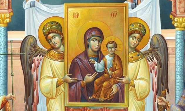 PREDICI AUDIO-VIDEO la DUMINICA ORTODOXIEI: <i>&#8220;Hristos trebuie sa se faca ICOANA IN NOI!</i> Ortodox &#8211; asta inseamna la urma urmei: sa poti sa privesti pe cel de langa tine ASA CUM HRISTOS TE PRIVESTE PE TINE&#8221;