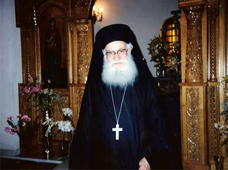 Archimandrite Athanasios Mitilinaios