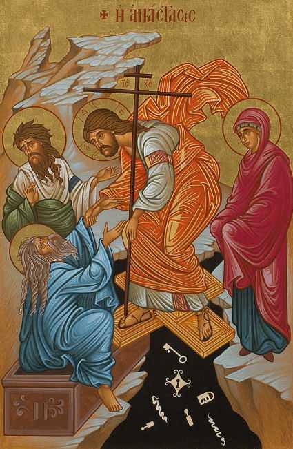 """INVIEREA LUI HRISTOS si cum poate fi ea inteleasa si traita in duh si adevar: <i>""""BUCURIA INVIERII este ceva pe care noi o putem trai doar daca invatam mai intai TRAGEDIA CRUCII. Noi stim ca Imparatia lui Dumnezeu este a noastra DOAR DACA IL URMAM!""""</i>"""
