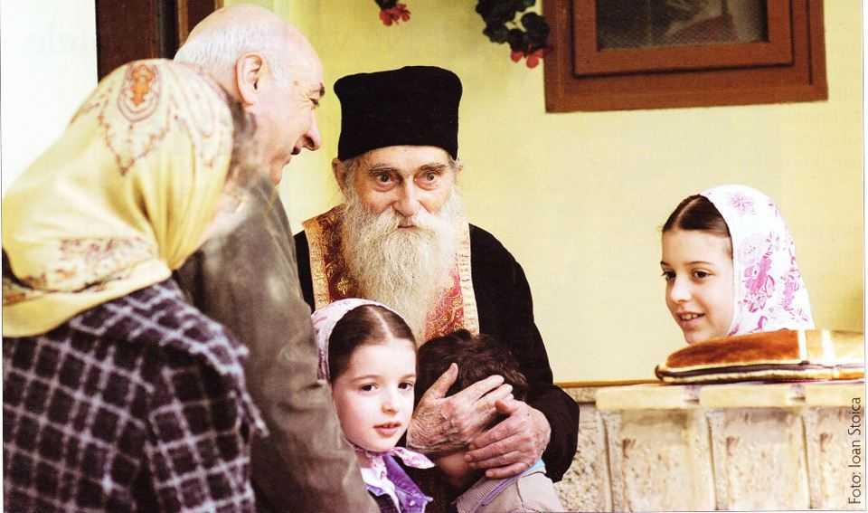 Ne vorbeste Parintele Arsenie Papacioc (4) despre IUBIREA DINTRE TINERI, CASATORIA CRESTINA SI VIATA DE FAMILIE