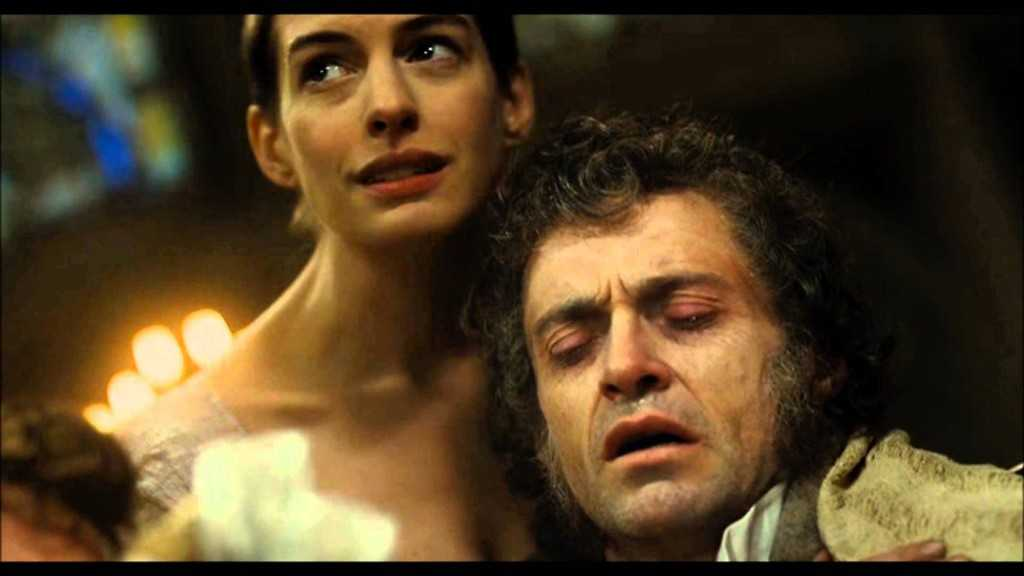 Les Misérables Beautiful ending from the 2012 movie
