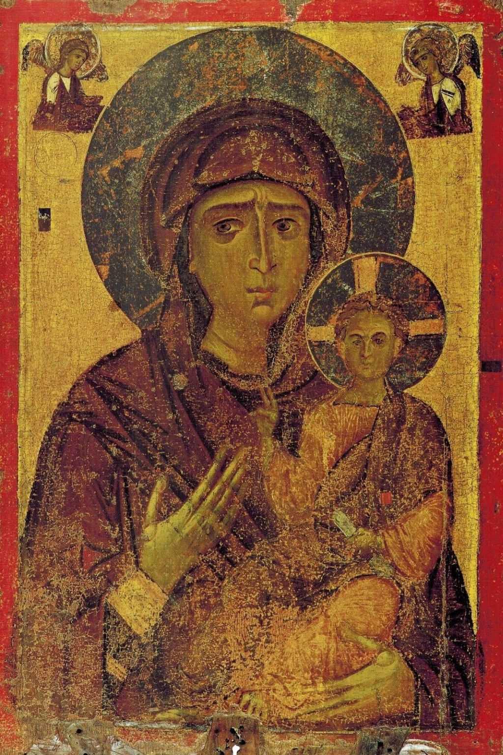 """PARINTELE ARSENIE PAPACIOC: <i>""""Maica Domnului e suparata pe aceia care nu-i cer nimic""""</i>"""