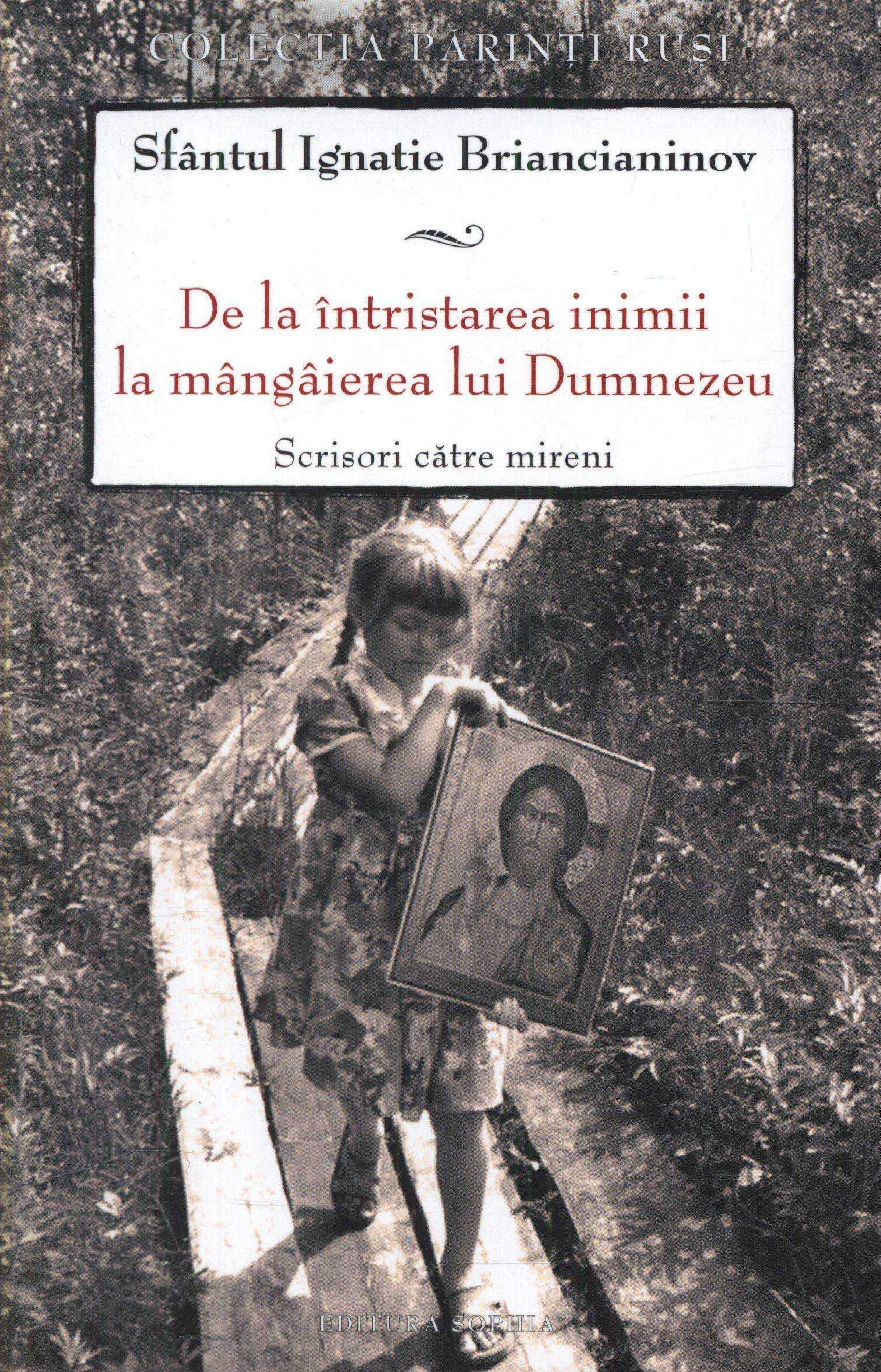 """Sfantul Ignatie Briancianov despre SUFLETESC si DUHOVNICESC: <i>""""Sa nu va inselati! Sa nu socotiti INFIERBANTAREA omeneasca a fi lucrare a DUMNEZEIESCULUI FOC!""""</i>"""
