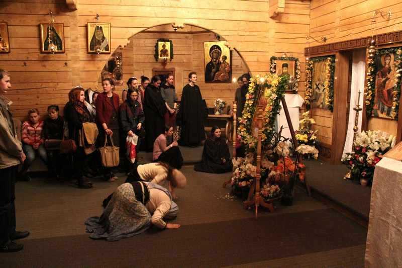 icoana Pantanassa Biserica Studentilor Cluj