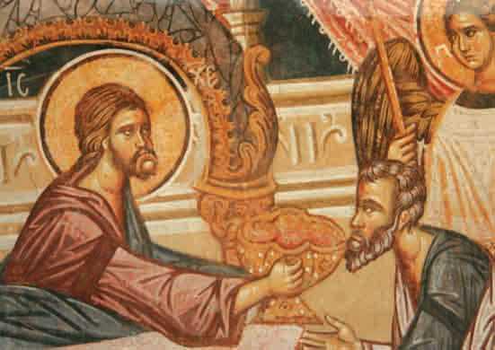 impartasirea Hristos