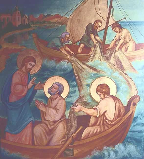Chemarea apostolilor