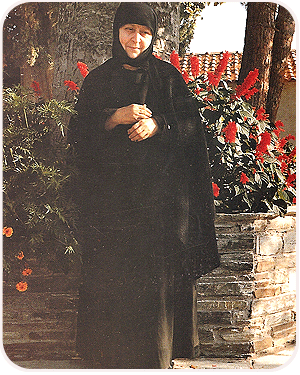 Gerontissa Macrina of Portaria