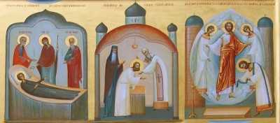detalii din viata sf Serafim de Sarov