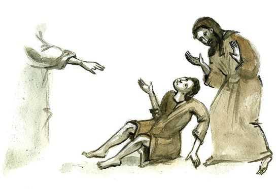 """<i>""""Nu vrem sa traim in duhul lui Hristos – in DUHUL ACELA CARE ARDE, nu intr-unul ezitant ori lipsit de trairea autentica a invataturii Sale…"""" """"OMUL ESTE INGRAT SI CHIAR PERVERS"""", vrea sa se bucure de darurile lui Dumnezeu, fara sa-I fie recunoscator Daruitorului</i> – LECTIILE VINDECARII COPILULUI DEMONIZAT"""