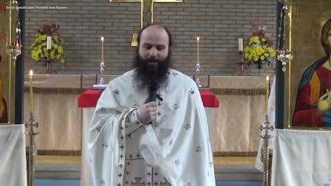 """CEL MAI INFRICOSATOR LUCRU: <i>CAND DUMNEZEU NE LASA IN ALE NOASTRE…</i> Predica audio a Arhim. Hrisostom Radasanu – """"dus rece"""" duhovnicesc pentru crestinul care se amageste ca poate negocia si cu Dumnezeu, si cu """"mamona"""""""