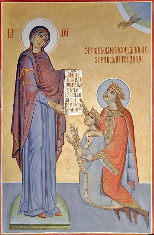 SFANTUL NEAGOE BASARAB – domnitorul isihast (†26 septembrie)