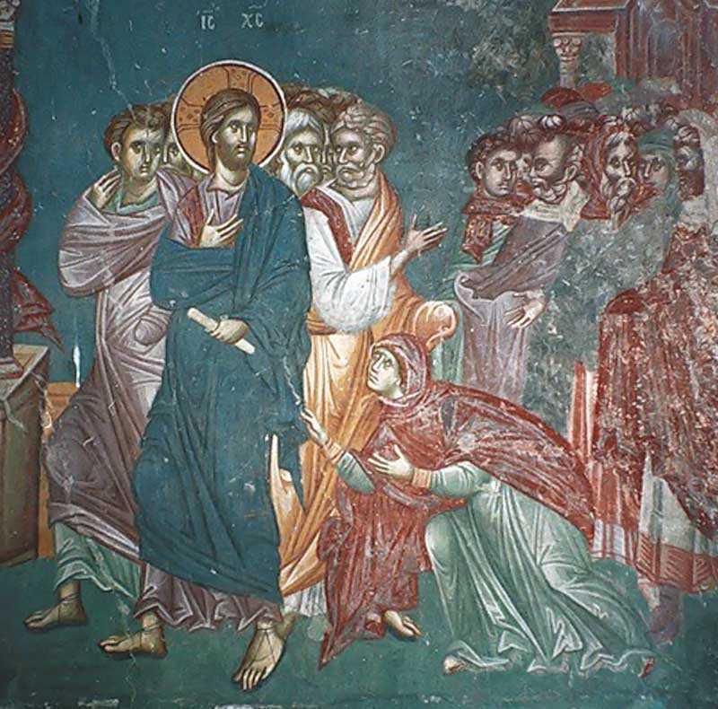 PREDICI ALE IPS BARTOLOMEU la Duminica vindecarii femeii cu scurgerea de sange si a invierii fiicei lui Iair (audio): SENSUL VIETII SI AL MORTII. PUTEREA CREDINTEI