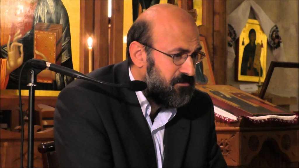Virgiliu Gheorghe - conferinta in biserica