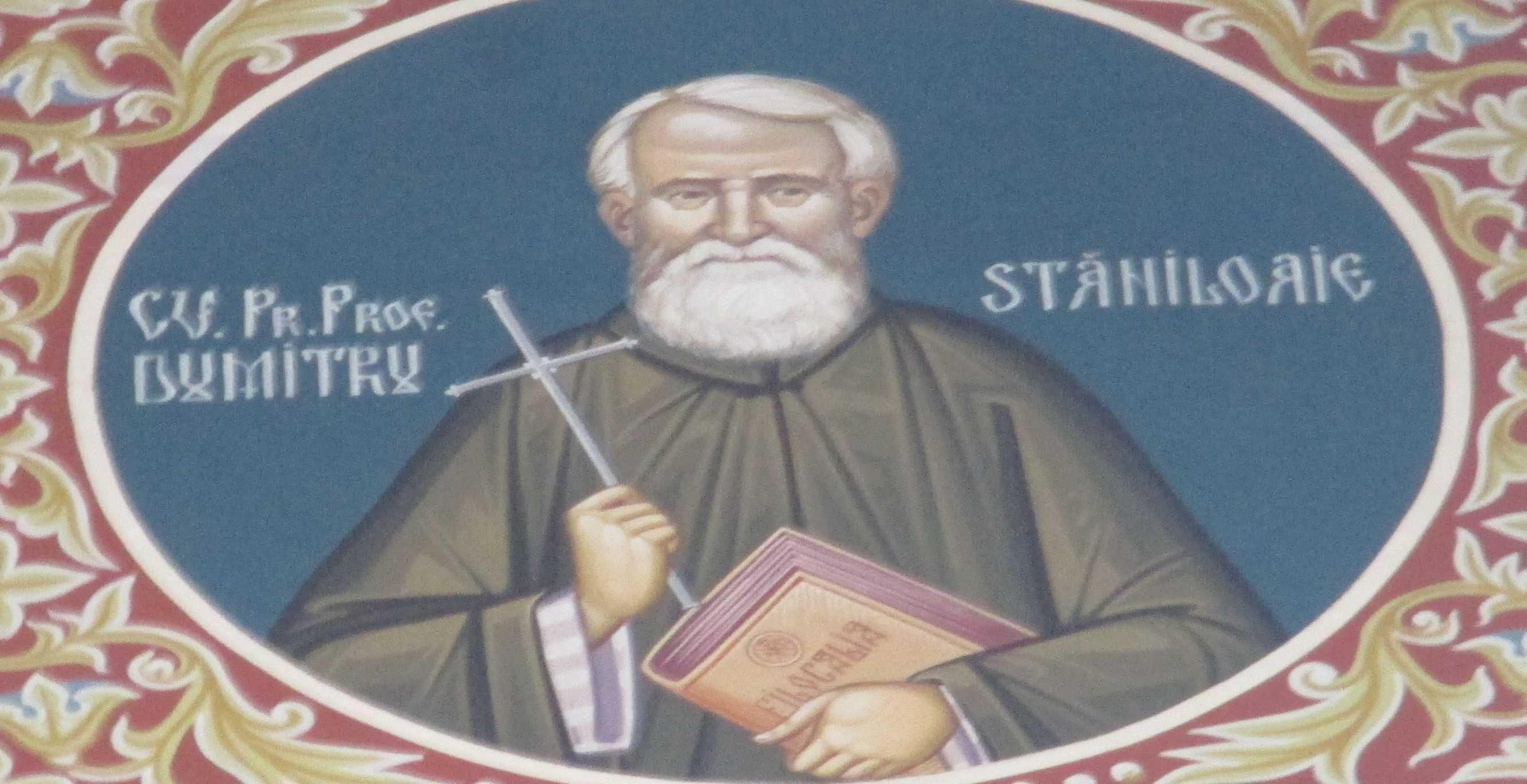 Crampeie inlacrimate de lumina si durere din VIATA PARINTELUI DUMITRU STANILOAE, sfantul mare teolog român, &#8220;NOBILUL&#8221; INCURABIL: <i>&#8220;Da, ăsta era tata. Ceilalţi erau mai importanţi şi nu se gândea decât la ei&#8230;&#8221;</i>