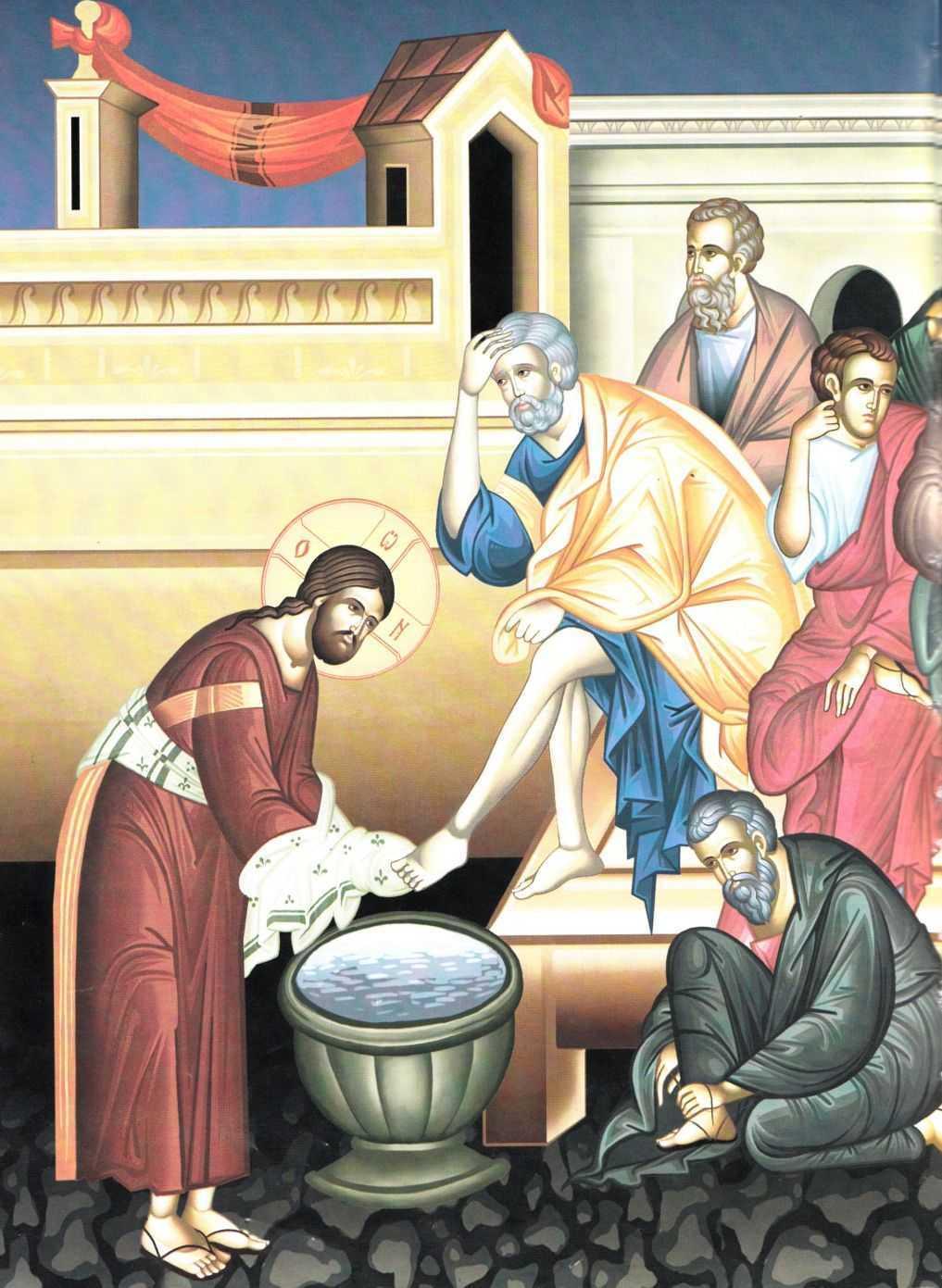 <i>&#8220;Dumnezeu ne slujeşte nouă. E incredibil. E altceva! E ceva din alta lume! Hristos este opusul high-life-ului lumii actuale&#8221;</i>. BADARANIE sau SENSIBILITATE SLUJITOARE? Omul intre IMPARATIA PUTERII si IMPARATIA IUBIRII SMERITE
