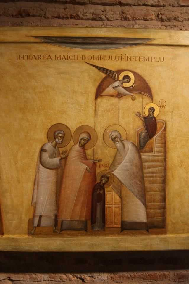 Presentation of the Theotokos