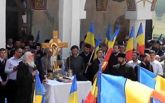 Drapelul-National-Manastirea-Valea-Mare-Covasna