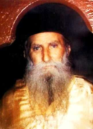 Blessed Papa-Dimitri Gagastathis