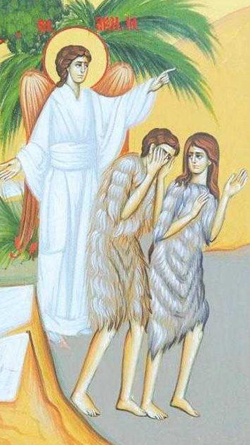 DUMINICA IERTARII, DUMINICA IZGONIRII LUI ADAM DIN RAI. <i>Predici video si audio, cantari psaltice</i>. DE CE SI IN CE FEL AR TREBUI SA TINEM POSTUL MARE?