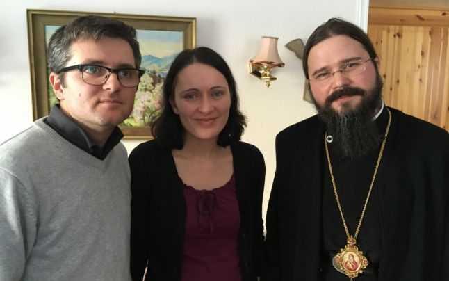 PS Macarie cu familia Bodnariu
