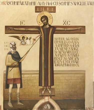 Hristos pe Cruce - Ioan Popa