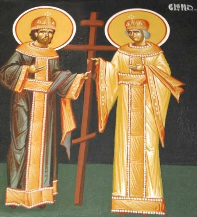 <i>&#8220;Veniţi să împletim cununi de cântări Apostolilor creştinătăţii&#8230;&#8221;</i>: CANTARI PSALTICE LA SARBATOAREA SFINTILOR IMPARATI. PARACLISUL SFINTILOR CONSTANTIN SI ELENA (audio, text). <i>&#8220;Masă duhovnicească astăzi întindeţi celor ce vă cinstesc pe voi cu credinţă, ca să nu mai flămânzim de pacea lui Hristos, ci întărind dragostea dintre noi, să slăvim pe Izvorul iubirii&#8221;</i>
