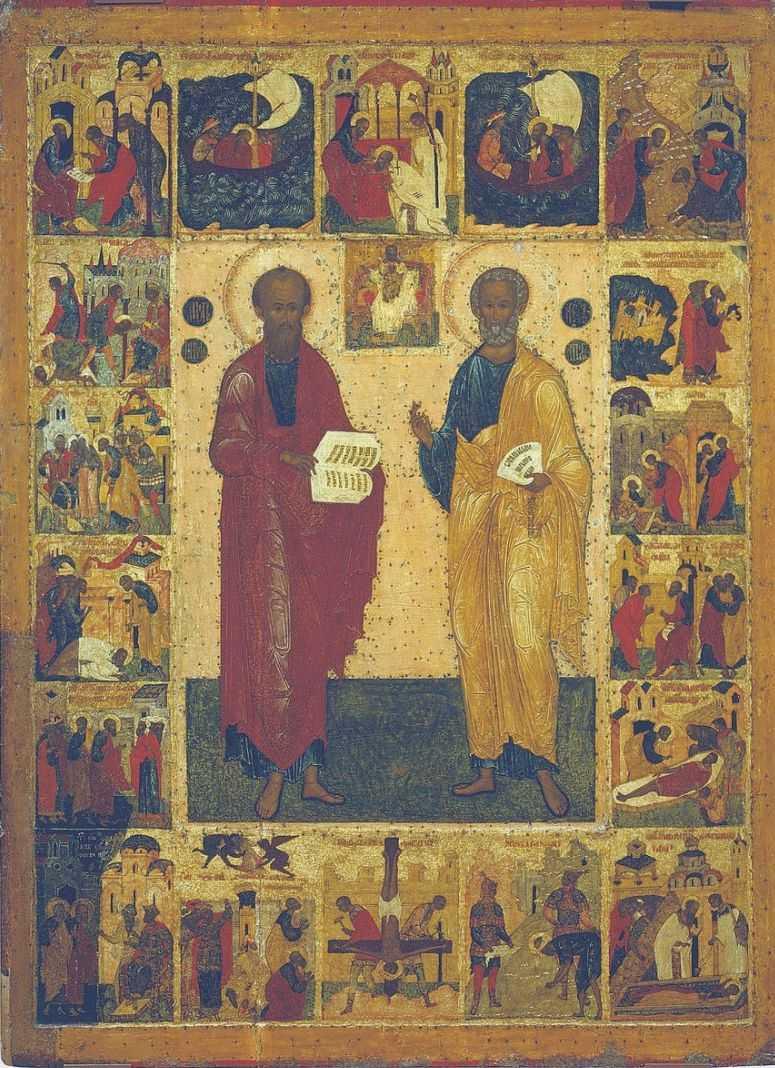 """Cuvânt al PĂRINTELUI PETRONIU TĂNASE la Sfinţii Apostoli PETRU ȘI PAVEL (29 iunie): <i>""""Cine ne va despărţi de dragostea lui Hristos?""""</i>"""