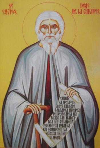 CUVIOSUL IOSIF DE LA VĂRATIC (†16 august): <i>&#8220;Că nu ne este nouă de ajuns numai a ţine credinţa cea dreaptă, ci şi cu făptuirea cea bună a ne împodobi&#8230;&#8221;</i>
