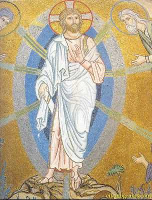 Christ Transfigured