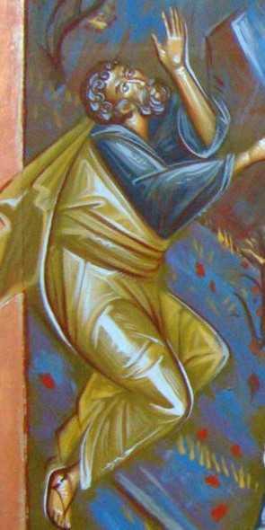 Sf. Ap. Petru la Schimbarea la Fata