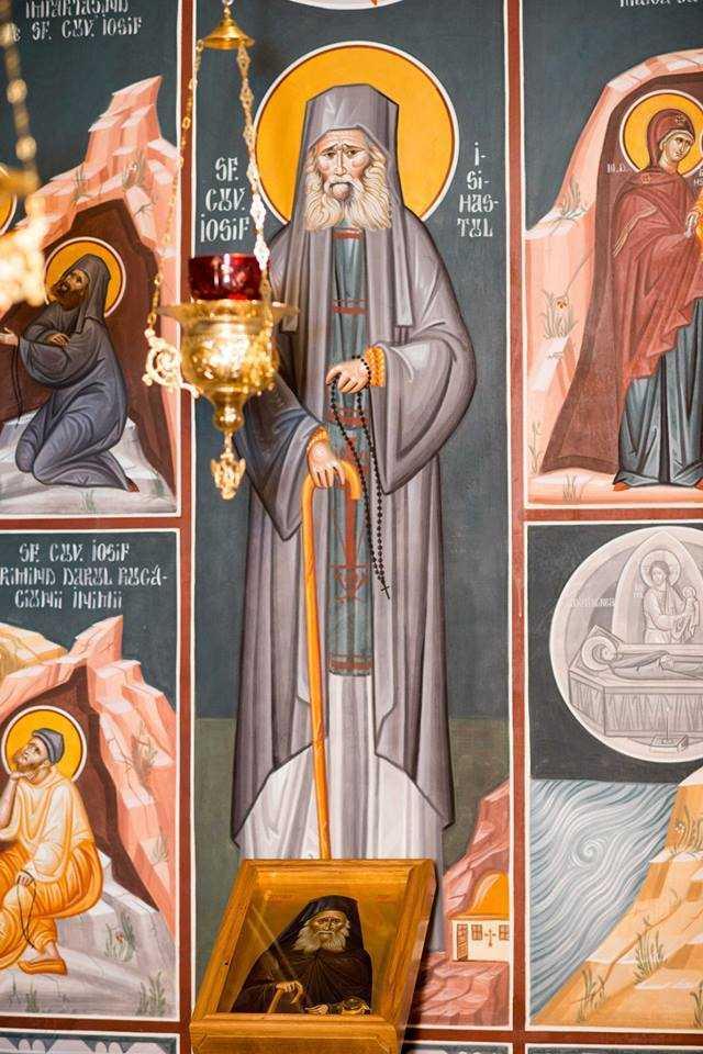 fresca-cu-gheron-iosif-in-paraclisul-catedralei-din-sfantu-gheorghe