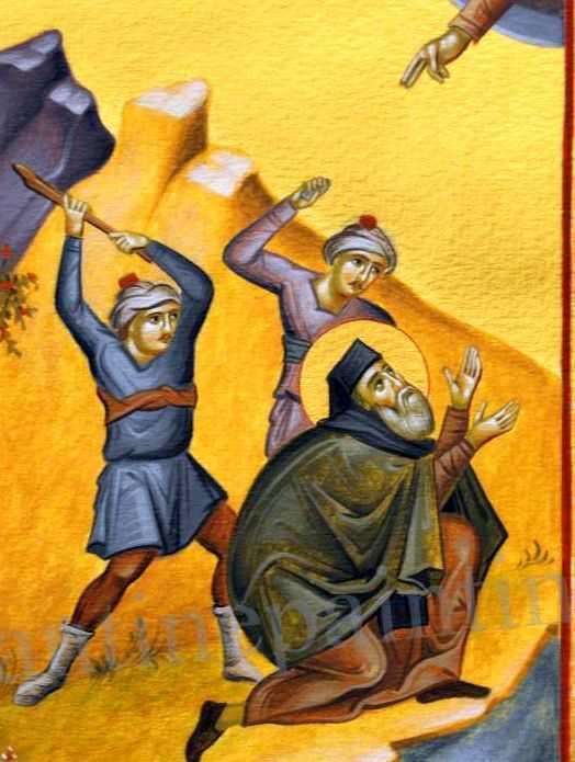 """SFÂNTUL IERARH ANTIM IVIREANUL &#8211; 300 DE ANI DE LA MARTIRIUL &#8220;STRĂINULUI&#8221; CARE NE-A ȚINUT ORTODOCȘI ȘI ROMÂNI, a &#8220;robului&#8221; vândut de două ori de către &#8220;ai săi&#8221; păgânilor nelegiuiți: <i>""""Au doară vom afla om ca acesta carele are Duhul lui Dumnezeu într‑însul?""""</i>"""