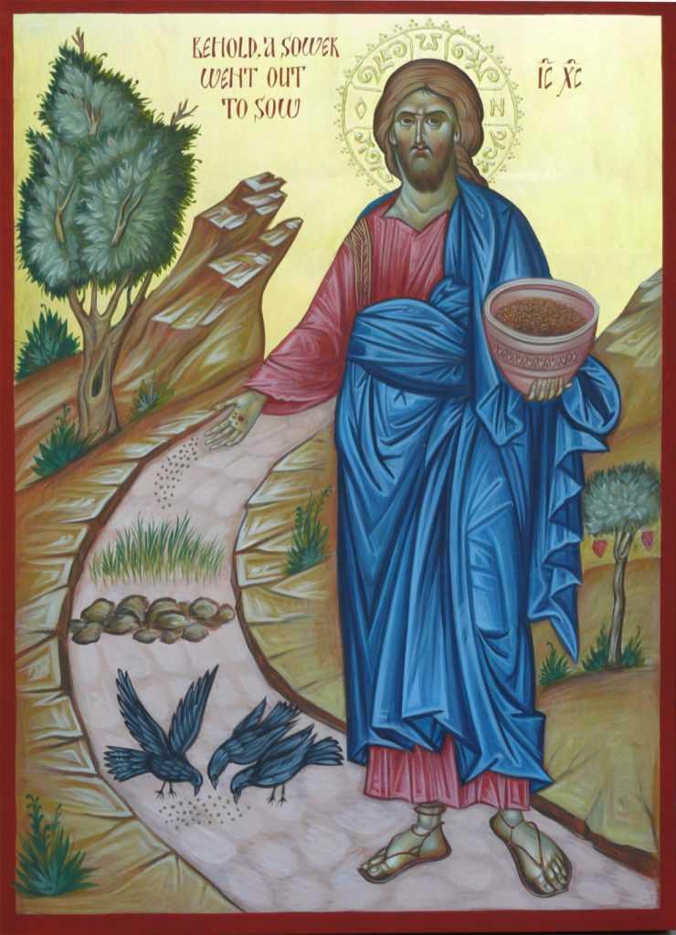 semanatorul Iisus