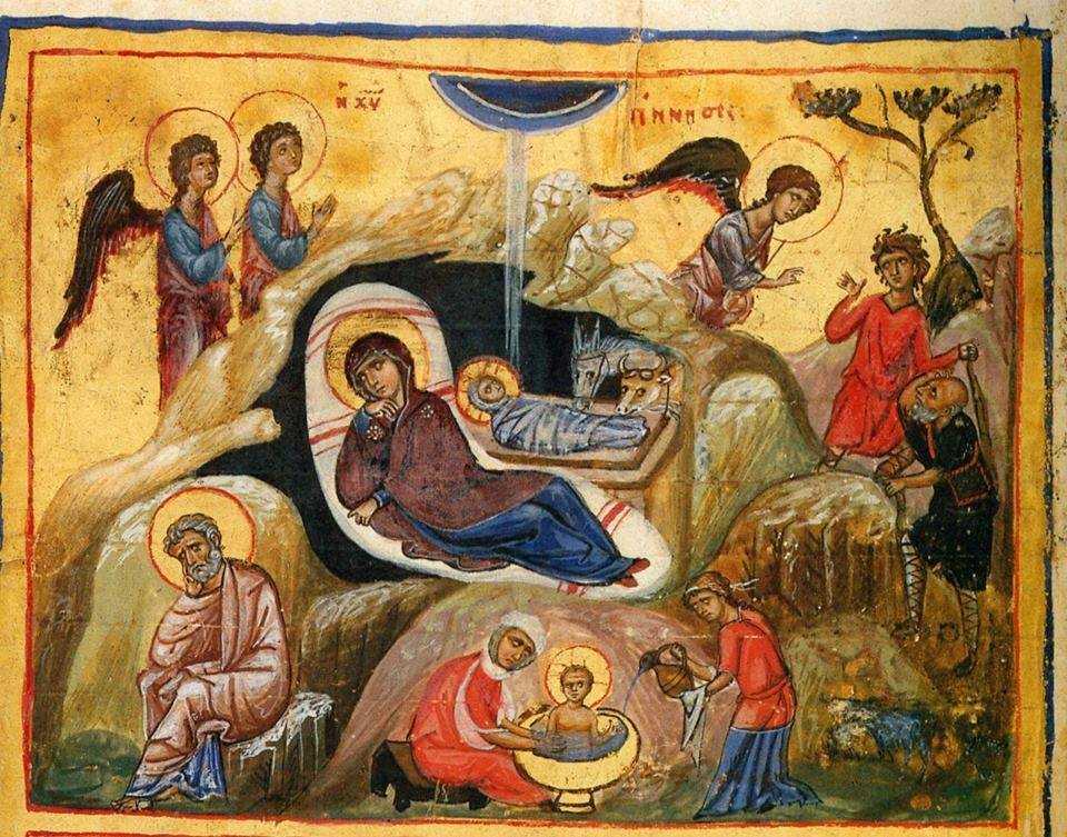 IARĂŞI CRĂCIUNUL: <i>&#8220;Din iubire, Hristos Se face Prunc neputincios, la fel ca noi&#8230;&#8221;</i>. S-a născut NOUĂ Mântuitor! (poem duhovnicesc)