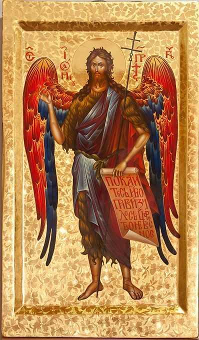 <i>&#8220;FĂRĂ POCĂINŢĂ NU EXISTĂ MÂNTUIRE PENTRU NIMENI! Domnul Se descoperă doar aceluia care îşi recunoaşte păcătoşenia&#8221;</i>. CĂINŢA CONTINUĂ, lupta cu păcatul şi nemulţumirea de sine &#8211; ÎMPLINIREA CHEMĂRII ÎNAINTEMERGĂTORULUI &#8211; &#8220;pregătirea cămării pentru Domnul&#8221;. <i>Doamne, ajută-mă să mă căiesc cu sinceritate!</i>
