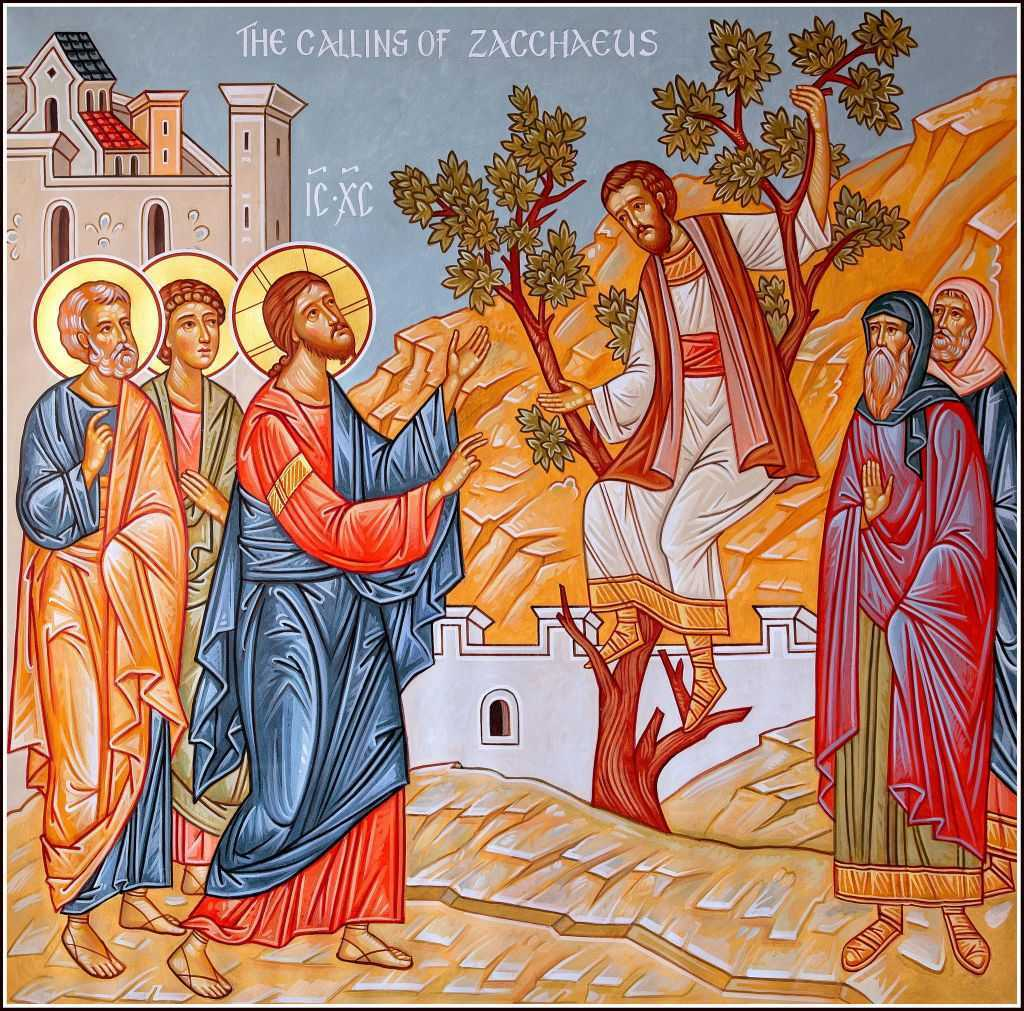 the-calling-of-zaccheus