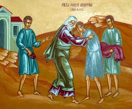 """PARABOLA PARINTELUI MILOSTIV: <i>""""Daca omul nu se incredinteaza de iubirea parinteasca a lui Dumnezeu, nu se poate lupta duhovniceste""""</i>"""