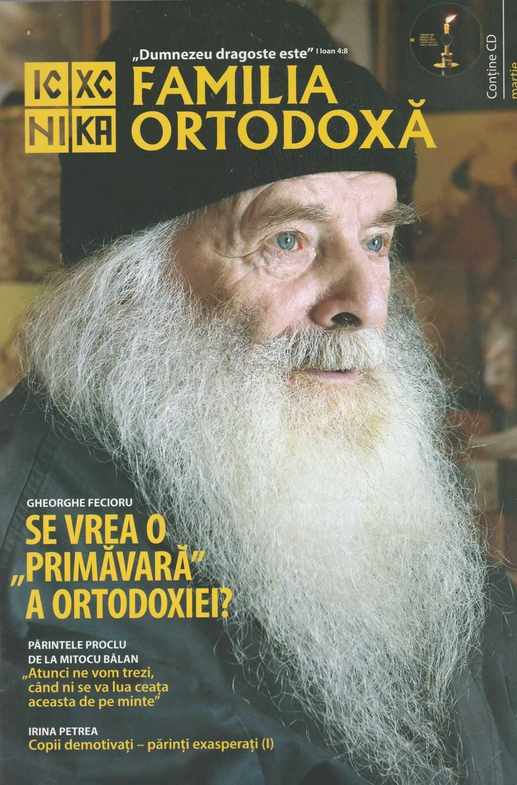PĂRINTELE PROCLU &#8211; ultimul cuvânt de folos, despre tulburările din Biserică, după &#8220;sinodul&#8221; din Creta și CONDIȚIILE MÂNTUIRII ÎN ACESTE VREMURI: <i>&#8220;Sunt nişte duhuri care au tulburat lumea. Noi trebuie să căutăm să nu facem rupere în Biserică. Trebuie să îi iertăm pe toţi, trebuie să ne rugăm pentru toţi. Doamne, ajută să ne smerim ca să scăpăm de duhuri şi de toate!&#8221;</i>