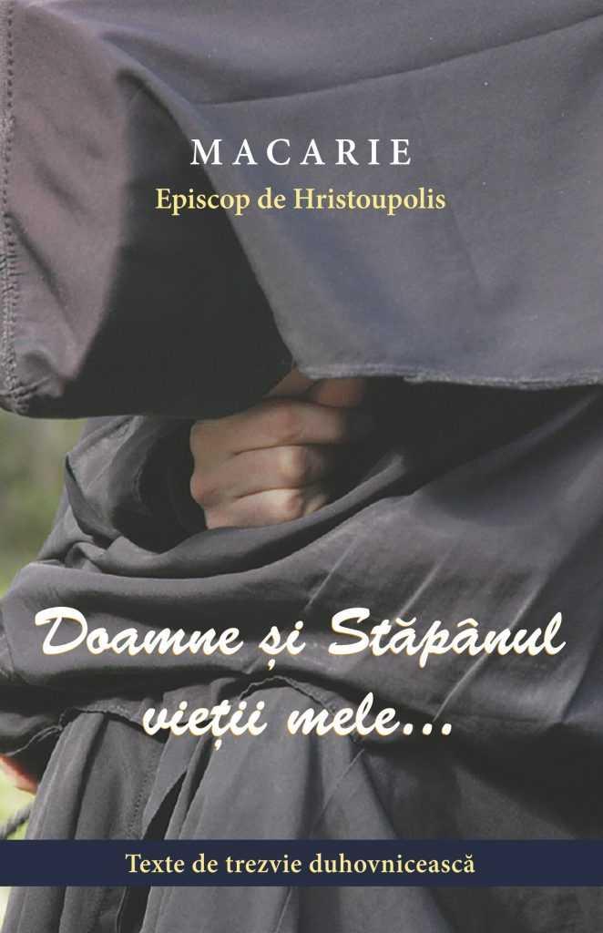 coperta carte - Macarie, Episcop de Hristoupolis