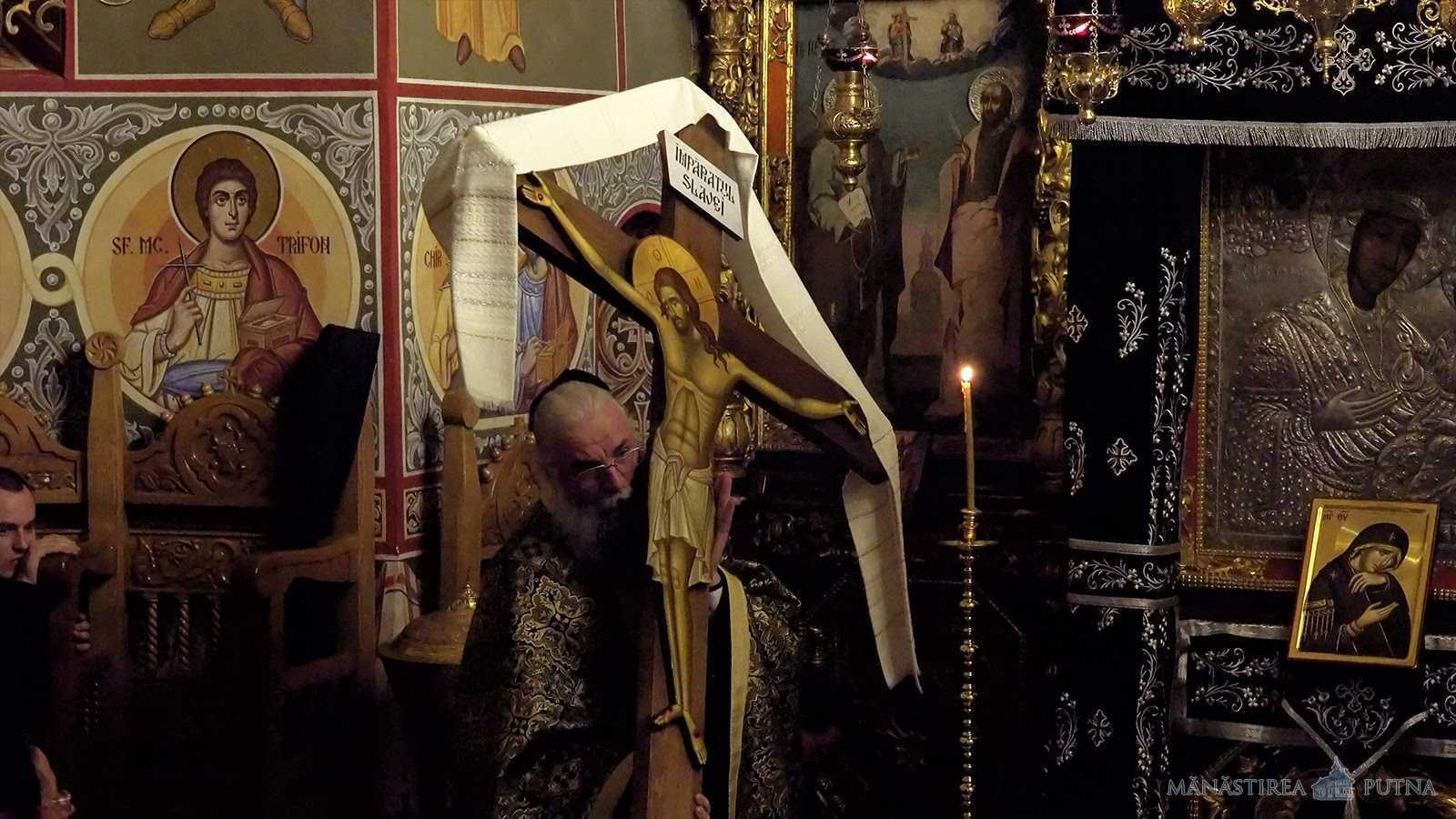 DENIA CELOR 12 EVANGHELII pentru SFANTA SI MAREA VINERI A PATIMIRILOR DOMNULUI NOSTRU IISUS HRISTOS (video, audio)