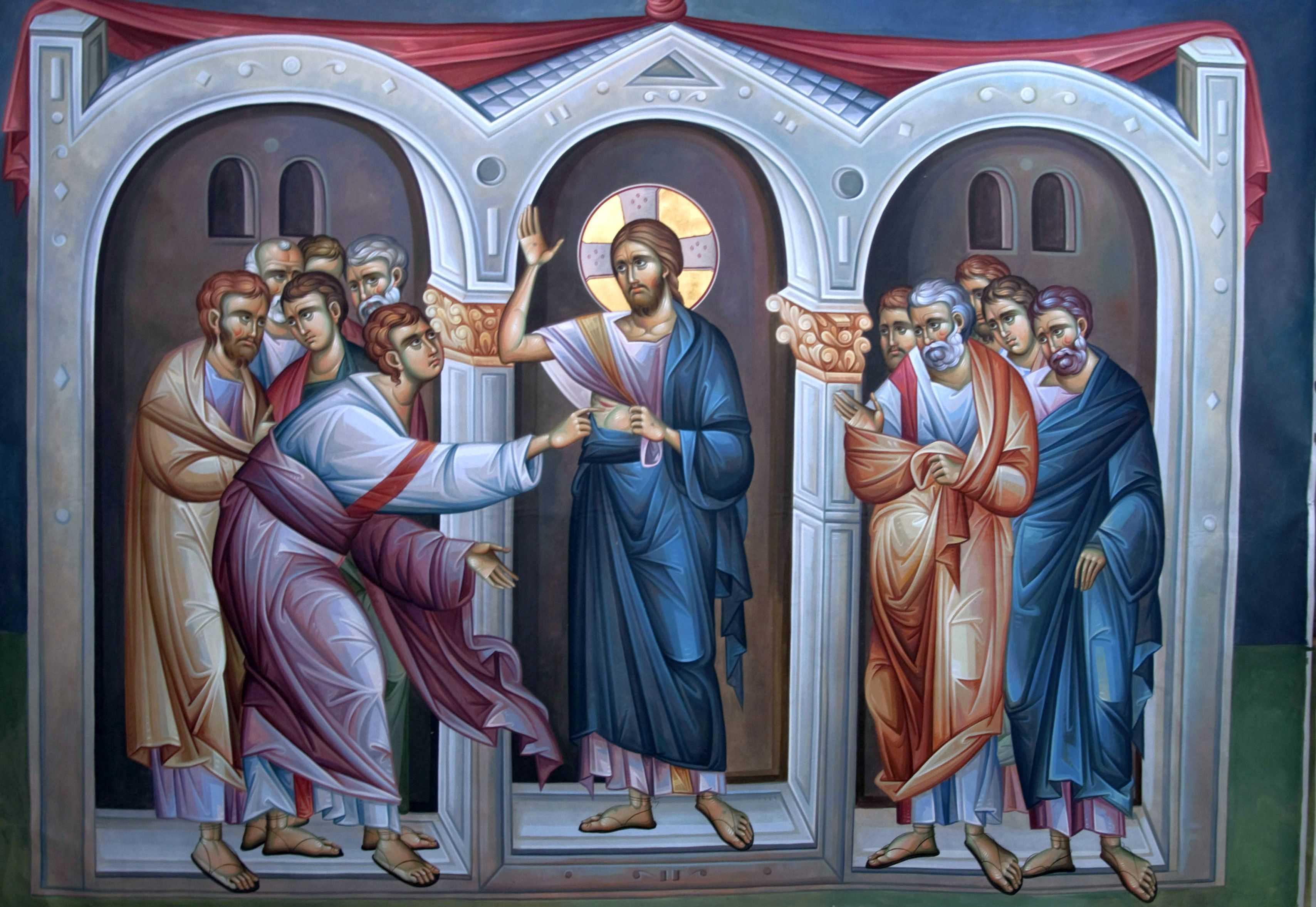 <i>Cum sa pregatim loc descoperirii lui Dumnezeu in inima noastra?</i> – CAUTAREA SI DORUL ARZATOR DUPA LEGATURA VIE SI PERSONALA CU DUMNEZEU, DEPASIND OBISNUINTELE FORMALISMULUI RELIGIOS. Omilie exceptionala la Duminica Tomei