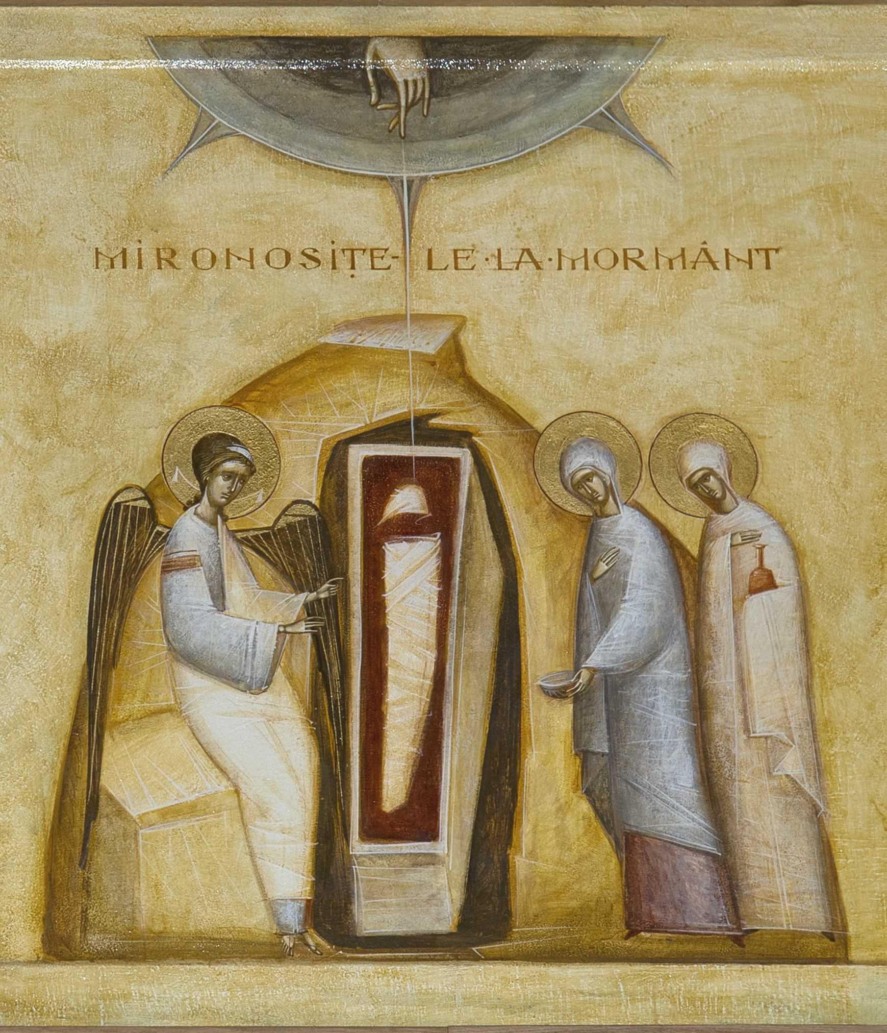 """<i>""""Hristos Cel Înviat, văzând dragostea pe care noi I-o arătăm, intervine și dizlocă toate pietrele, toate stavilele care stau în calea întâlnirii cu El""""</i>. PREDICĂ însuflețitoare a Înaltpreasfințitului IEROTHEOS la Iași, în DUMINICA MIRONOSIȚELOR (video și text) despre EXPERIENȚA PERSONALĂ A ÎNVIERII"""