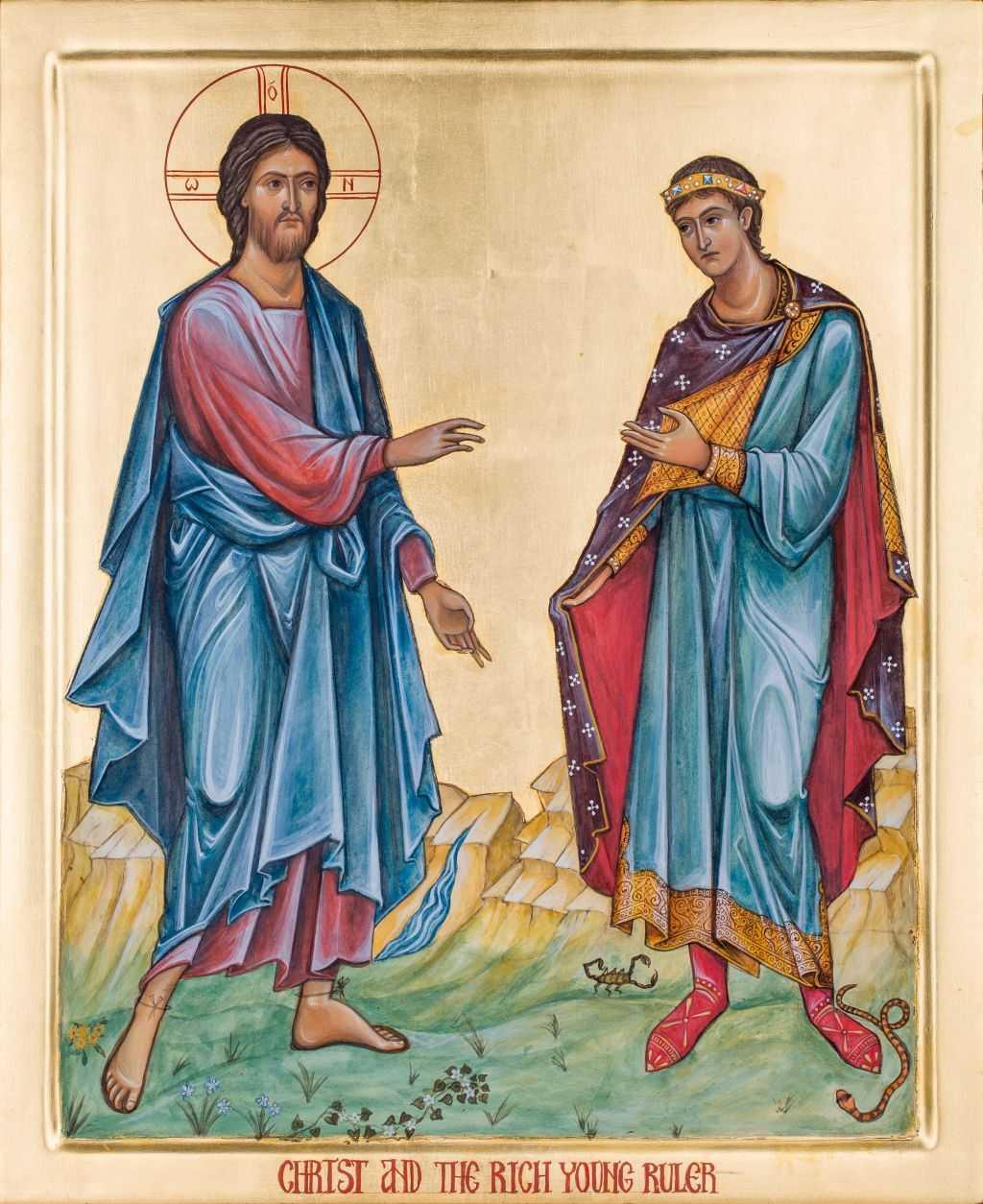 LECTIILE INTALNIRII LUI IISUS CU TANARUL BOGAT: <i>&#8220;Hristos nu a avut comportamentul cuiva care cauta cu orice pret sa-si atraga sustinatori, ci a preferat sa spuna adevarul celui din fata sa, fara niciun fel de menajamente, dar si fara a-l agasa&#8230;.&#8221;</i>. REFUZUL LINGUSIRII SI AL COMPROMISULUI DUHOVNICESC, DAR SI AL INCALCARII LIBERTATII CELUILALT
